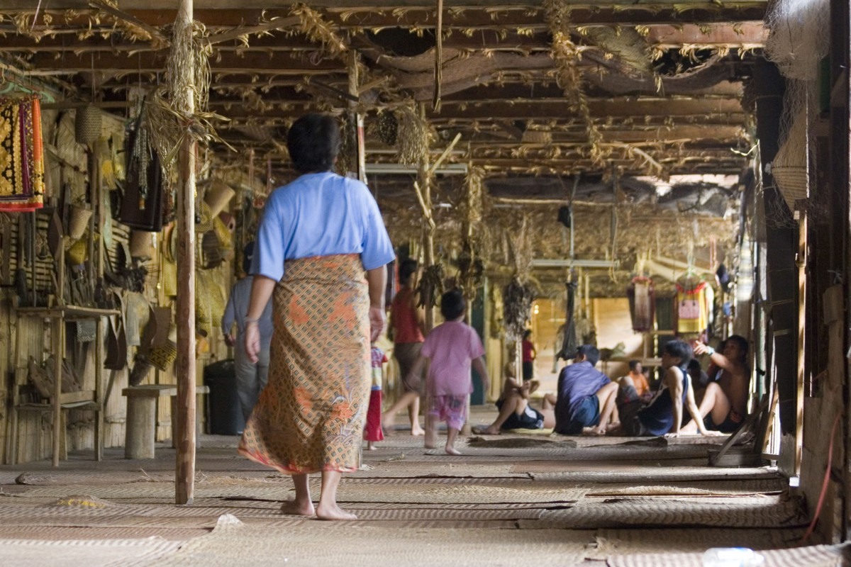 Iban Longhouse Reef And Rainforest Tours