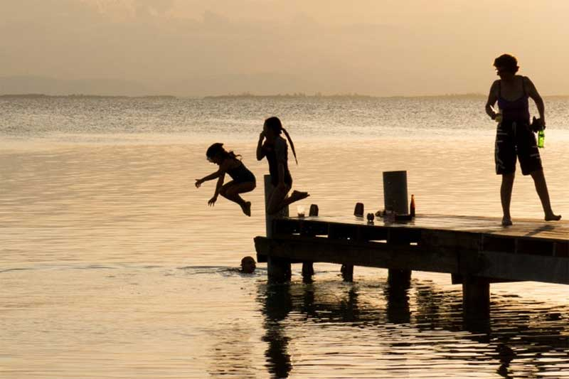 Sundowner at Southwater Caye