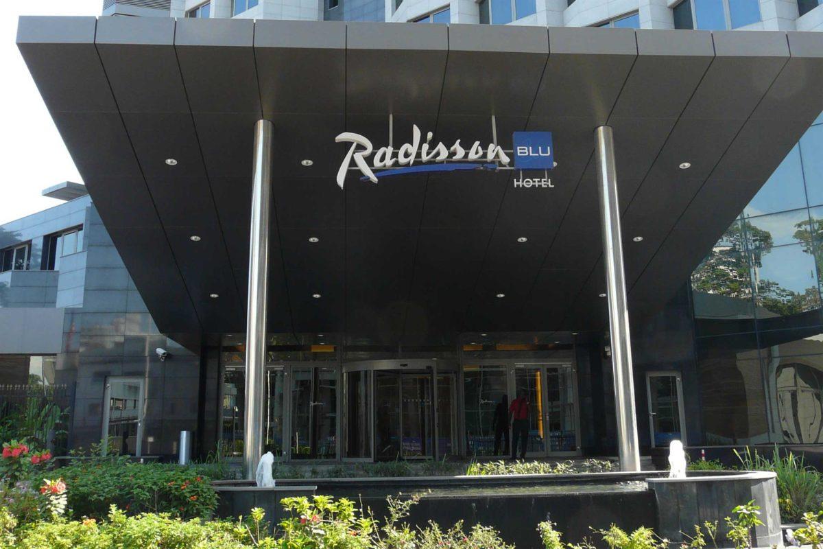 Radisson Blu M'Bamou Palace Hotel - Reef and Rainforest Tours