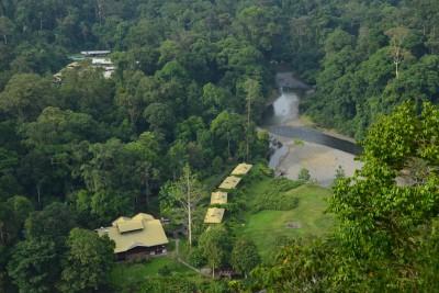 Borneo-Tailormade-Tours-Borneo-Rainforest-Lodge_Aerial