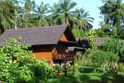 Borneo-Tailormade-Tours-Sepilok-Nature-Resort_Exterior