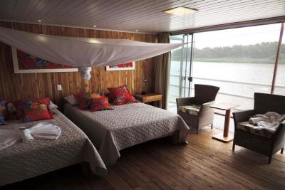 Brazil-Tailormade-Tours-SouthWild-Jaguar-Flotel_Cabin