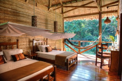 Peru-Tailormade-Tours-Refugio-Amazonas_Room