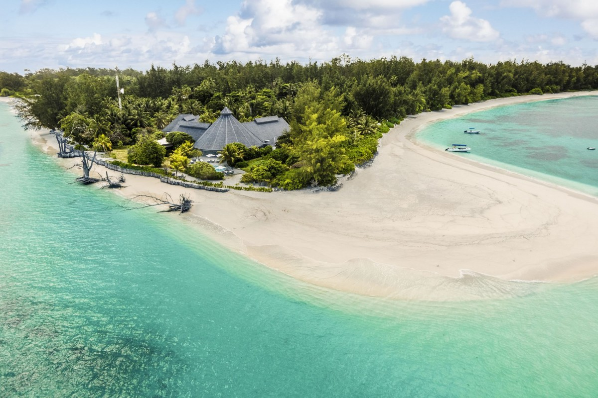 denis private island reef and rainforest tours