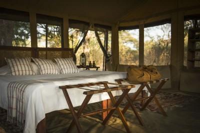 Tanzania-Tailormade-Tours-Katavi-Chada_Tent-Interior