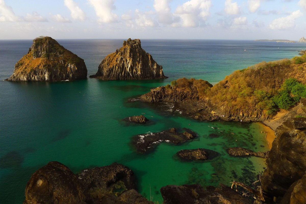 Fernando De Noronha Marine National Park Reef And