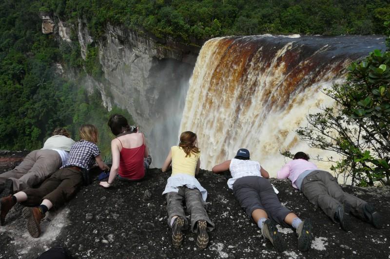 Guyana-Wildlife-Tours-Itinerary-3_Kaiteur