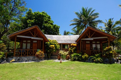 Indonesia-Tailor-made-holidays-Gangga-Island-Resort_Room-Exterior