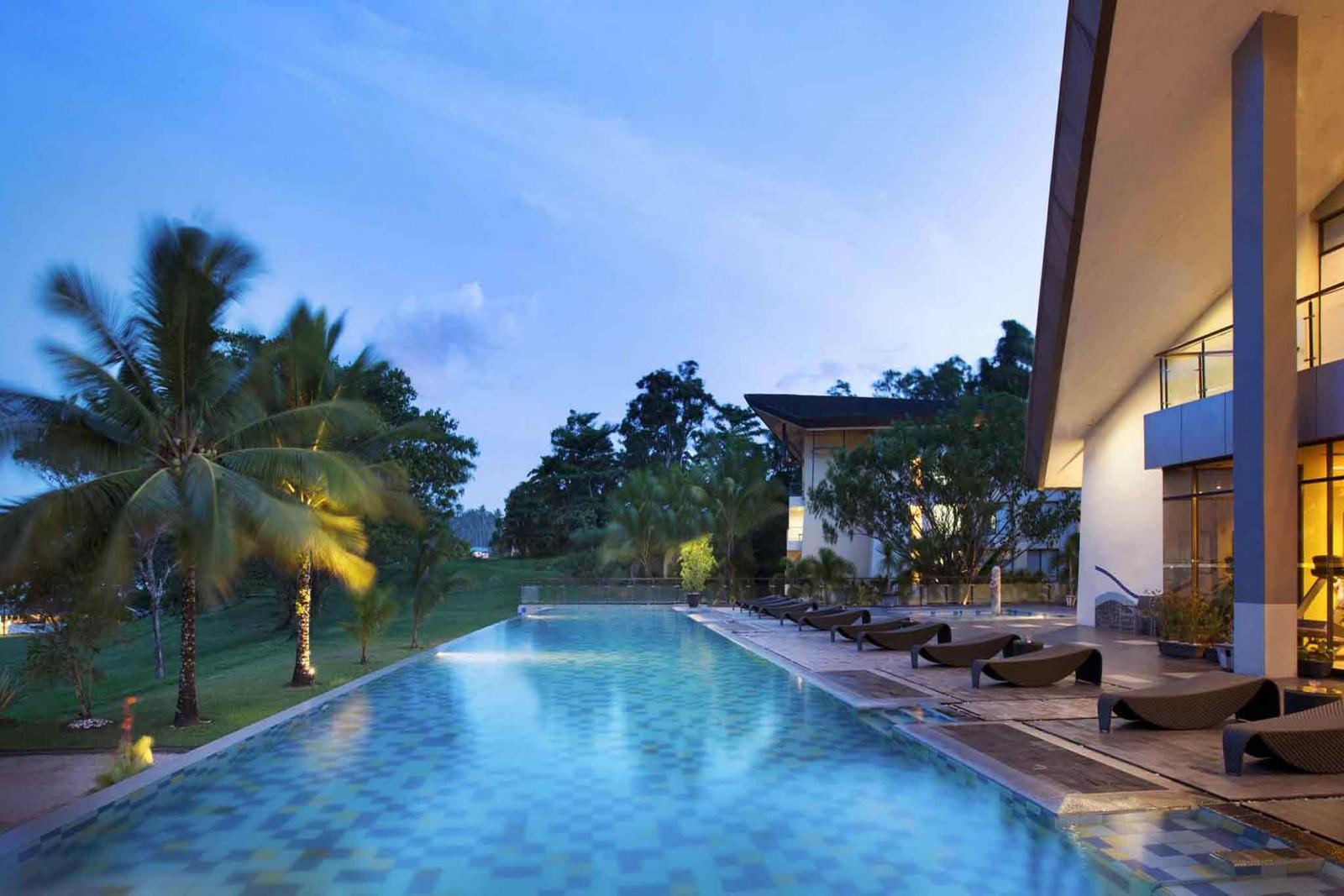 Novotel Manado Golf Resort Reef And Rainforest Tours