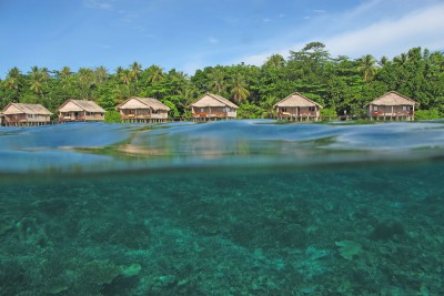 Indonesia-Tailor-made-holidays-Papua-Paradise-Resort_Water-Bungalows