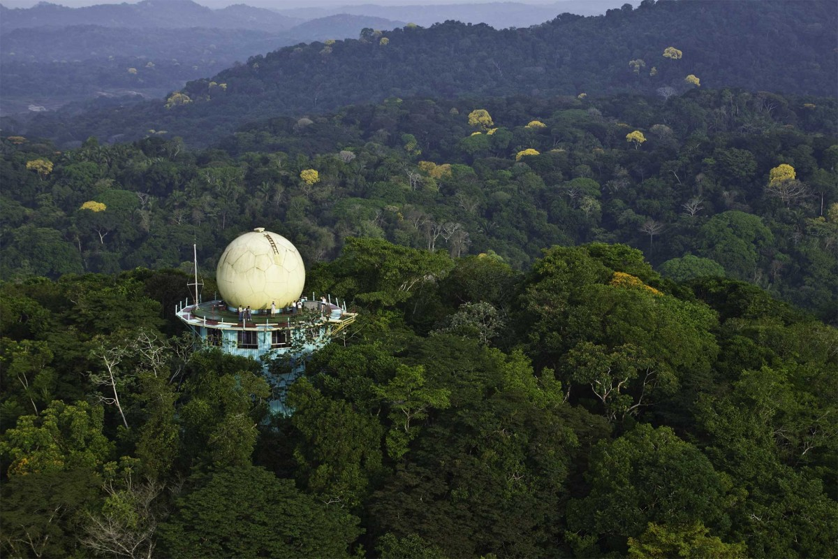 Canopy Tower Reef And Rainforest Tours