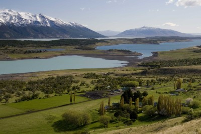 Argentina-Wildlife-Tours_Accommodation_Estancia-Nibepo-Aike-aerial