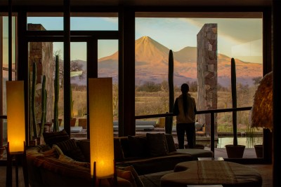 Chile-Wildlife-Tours_Accommodation_Tierra-Atacama-Hotel-and-Spa-spa-view-from-lounge